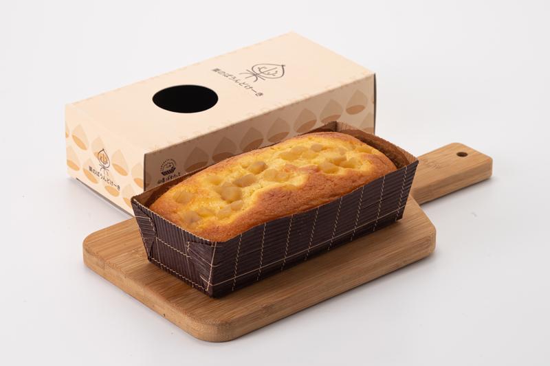しっとり栗パウンドケーキ